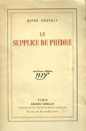 Le supplice de Phèdre