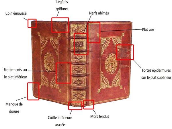 Decrire L Etat D Un Livre Ancien Guide Pratique Du