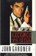 John Gardner, Licence to kill