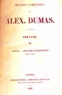 Alexandre Dumas, Teresa