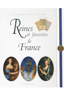 Renaud Thomazo, Reines et favorites de France