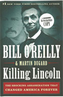 Bill O'Reilly, Killing Lincoln