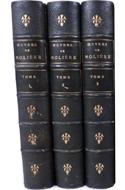 Molière, Oeuvres complètes