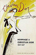 Hommage à Christian Dior 1947-1957