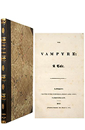 The vampyre, édition originale