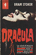 Dracula, couverture illustr&eacute