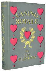 Casino Royale d'Ian Fleming