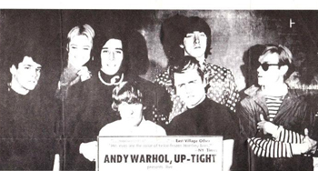 Andy Warhol et The Velvet Underground